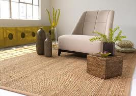 jute furnishing for living room