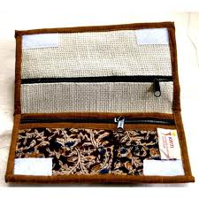 eco friendly ladies jute purse